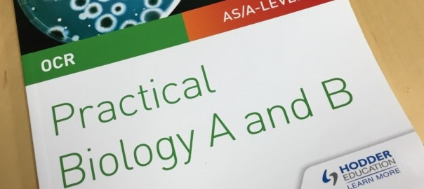 A Level Practical Biology Guide